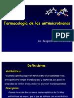 Presentacion antibioticos