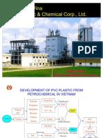 Basic of PVC Resin Process