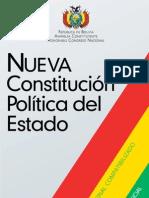 Constitucion Política del Estado Plurinacional de Bolivia