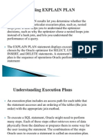 All About Dbms_xplan Info