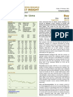 BIMBSec - Uzma Company Update - 20120217