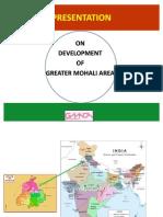 Presentation On on Mohali