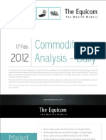 Commodity Tips -17 Feb