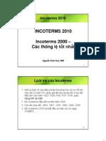 Incoterms 2010 - CED (PDF)