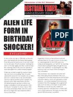 ALF ET 25th Anniversary Issue