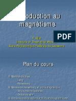F. Mila- Introduction au magnétisme