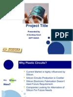 PPT Polytronics Plastic Circuits Buzzpara