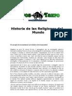 Anonimo - Historia de Las Religiones