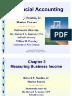 Finanacial Accounting Ch3
