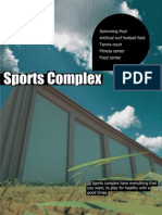 Project Feasibility Study and Evaluation 2011; Sports Complex