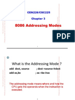 Addressing Modes 1