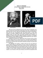 Tesla vs Einstein