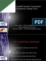 Ipv6 Attack Tools