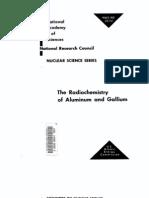 The Radio Chemistry of Aluminum and Gallium.us AEC