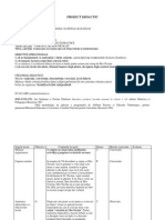 Proiect Didactic Abilitati Practice Clasa a 2-A