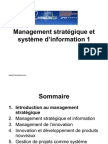 Management Strategique Et Systeme d Information (1)