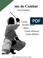 Canne de Combat 2007