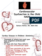 Pediatric Cardiology Dysfunction for Students--2011[1]