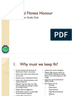 Physical Fitness Honour 270112