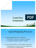 Cash Flow Estimation Ppt @ Bec Doms on Finance