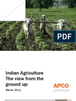 Indian Agriculture_The View From the Ground Up)