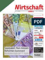 Die Wirtschaft 17. Februar 2012