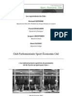 Compte-Rendu CPSEC 31 Janvier 2012