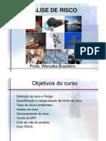 ANÁLISE DE RISCO qualifica curso 2 [Modo de Compatibilidade]