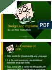 SQL by Nadia