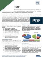 Profiling for SAP - Product Sheet (v2.3) En