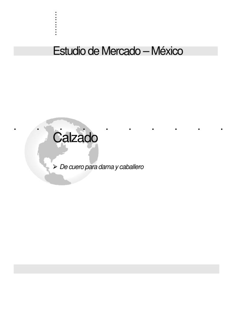 044b3a815 Analisis Del Sector Calzado