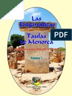 Las Enigmáticas Taulas de Menorca. Homenaje a Josep Mascaró i Pasarius