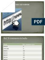 Rise of Internet in India and Worldwide
