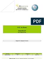 4 Evaluation Energetique Par Mesures Zac de Bonne b3 Carre d Or