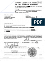 Chris Brown Police Report