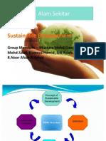 Sustainable Dev- Presentation