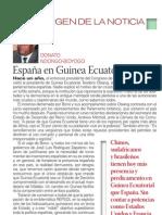 España en Guinea Ecuatorial