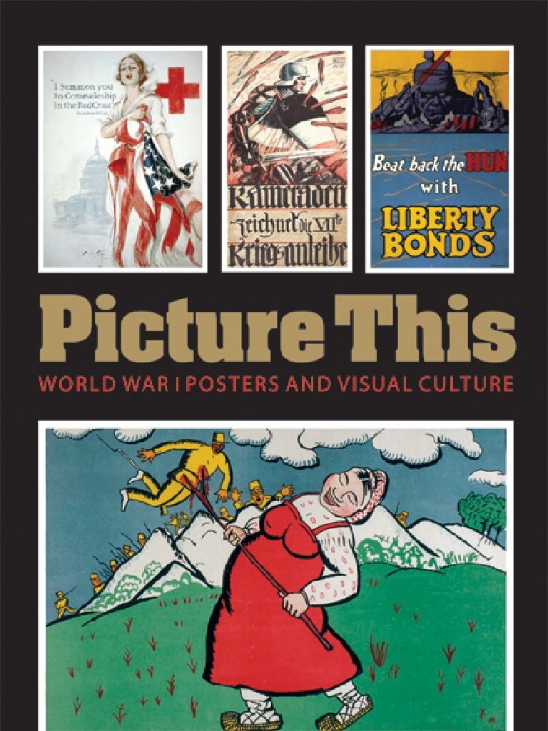 Assez Picture This World War I Posters and Visual Culture | Poster  OL76