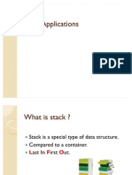 Stack Applications in Data structure