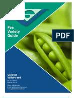 Pea Catalog