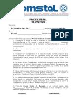 Dep014.1 Proces Verbal de Custodie