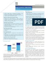 DSP BlackRock Dual Advantage Fund - Single Pager