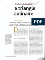 Triangle Culinaire