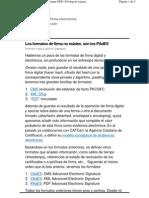 Blog.isigma.es 2010-07-06 Los Formatos de Firma No Exist
