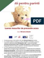 Parents Info Booklet