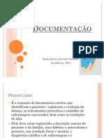 aula sobre documentação.