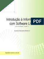 Informática Básica com Software Livre - livro do professor