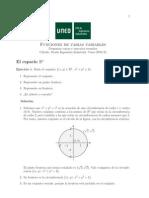 Ejercicios Funciones Varias Variables