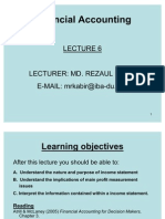 Final IBA Lecture 6