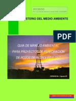 01 Guia Manejo Ambiental Para Proyectos Perforacion